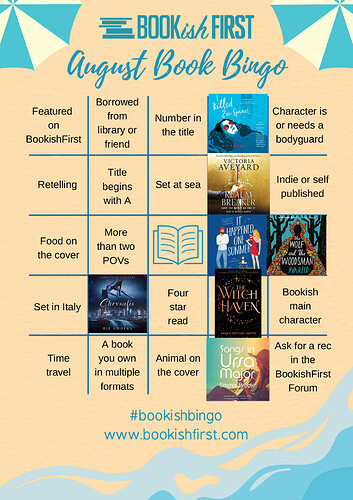 August-Bookish-Bingo